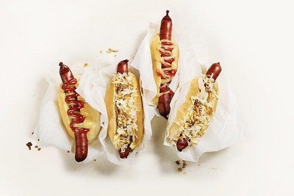 Thrill Grill Hotdogs